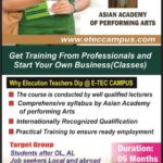 Elocution Teacher Training course in kandy, E-tec Campus, eteccampus,etec campus, kandy campus