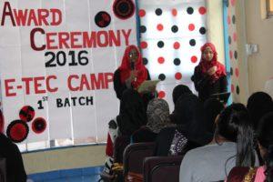 Etec campus kandy AMI Teacher Training