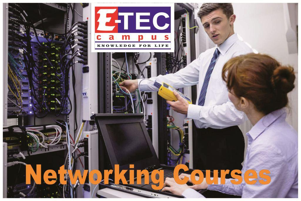 Networking Courses e-tec campus kandy