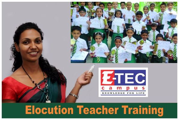 Elocution Teacher Training in kandy,eteccampus,etec campus kandy ,kandy campus,Teacher Training