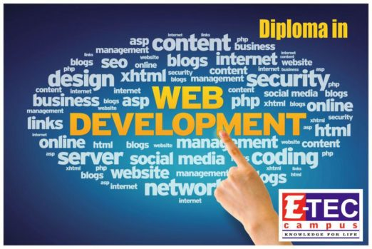 Web Development e-tec campus kandy