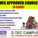 eteccampus, courses in kandy,etec campus