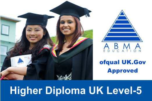 HIGHER DIPLOMAS UK-LEVEL-5