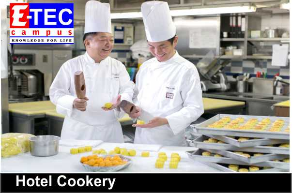 Hotel Management courses in kandy, Hotel Hotel cookery courses in kandy,etec campus,eteccampus