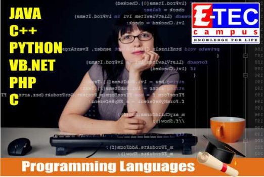 Programming languages courses in kandy, etec campus